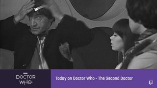 Doctor Who - Second Doctor Promo
