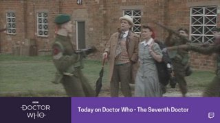 Doctor Who - Seventh Doctor Promo