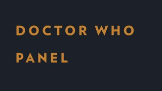 Doctor Who Season 11 NYCC 2018 Full Panel