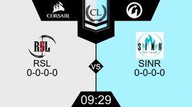 [RERUN] Community League: RSL vs SINR