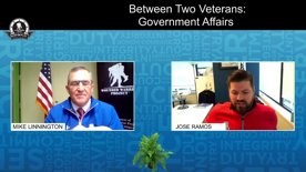 Between Two Veterans: Government Affairs