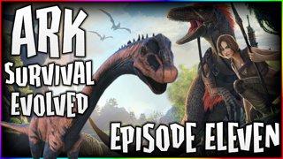 ARK - Episode 11 - Saddle Up!