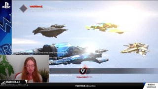 Working From Home PLAYSTATION Stream w/ Dani - Mastery Rank Test & Sisters of Parvos!