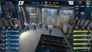 2 EC Brugge vs Sangal | BO3 | EDC S4 | by TheCraggy & Anishared