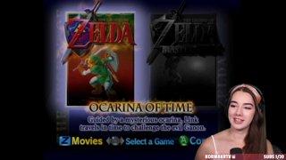 Highlight: 1st playthrough The Legend of Zelda: Ocarina of Time [Part 4]