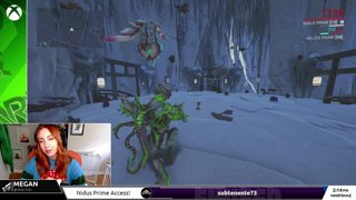 Working From Home XBOX Stream w/ Megan - GLISTENING MAGNIFICENCE!