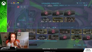 Working From Home XBOX Stream w/ Megan - Sisters & Nightwave!