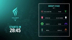 EU CL 2021 - Group Stage Day 1