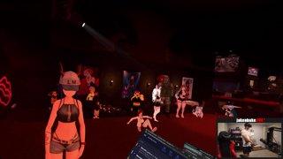 BIG BOY HALO TRAINING FOR $300,000 ATT TOURNY FRI // VR Game Night - Follow @jakenbakeLIVE on !Socials