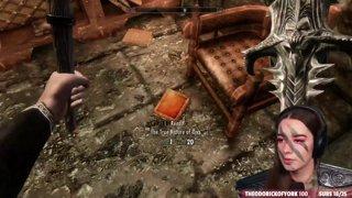 Clip: Argonian Maid Vol 2