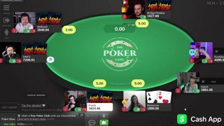 Highlight: POKER W ALL THE COOL CONTENT CREATORS