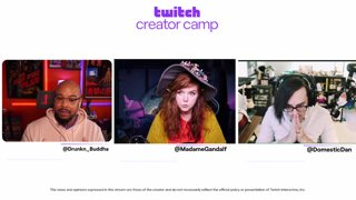 Creator Camp: Chef's Roundtable with Drunkn_Buddha, MadameGandalf, and DomesticDan