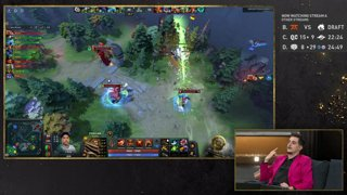 Dota 2 The International - Group Stage Day 3