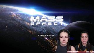 Highlight: 1st playthrough  Mass Effect 1 [Finale]