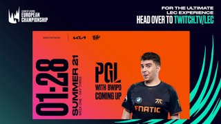 Week 1 Day 3 | 2021 LEC Summer