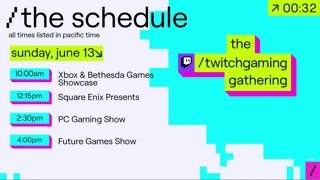 Square Enix Post Show | the /twitchgaming gathering