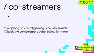 Hub Show 4 | the /twitchgaming gathering
