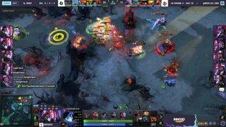 Team Nigma vs Evil Geniuses | BO3 | Gareth & Lacoste | WePlay AniMajor | Playoffs