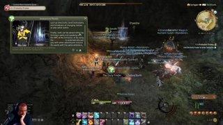 Mike's First FFXIV dungeon: Sastasha