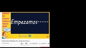 Destacado: MASTERCLASS MODELADO 3D - CONEJO DE PASCUA