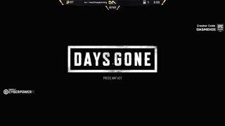 Days Gone w/ dasMEHDI - PC Playthrough - Day 2 - #EpicPartner