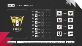 [PL] Rainbow Six Polish Masters 2021 - Playday #6