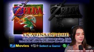 Highlight: 1st playthrough The Legend of Zelda: Ocarina of Time [Part 6]