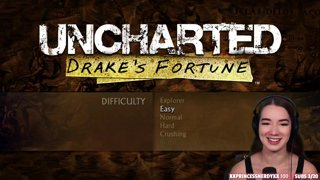 Highlight: Uncharted  First playthrough [Part 1]