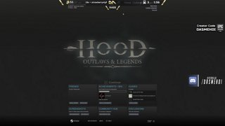 Hood: Outlaws & Legends w/ dasMEHDI - #EpicPartner Creatorcode: DASMEHDI - Day 3