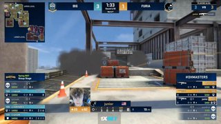 RERUN: Gambit vs. Fiend [Dust2] Map 1 - DreamHack Masters Spring 2021- Group A