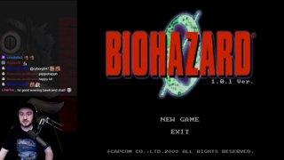 N64 Mod - Resident Evil Zero    Demo Gameplay