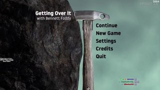 Getting Over It 1