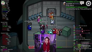 Annie kills 5up Impostor as SHeriff (Lovers Win)