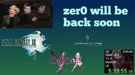 Final Fantasy XIII Trilogy% Speedrun 11:07:12 (2/2)
