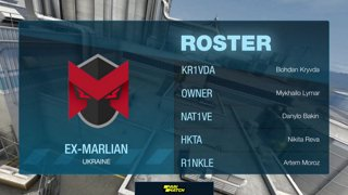 1 In_game vs ex-marlian | BO1 | EDC S4 | by TheCraggy & Anishared