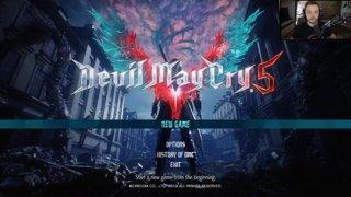 Elajjaz plays Devil May Cry 5 - Full Playthrough