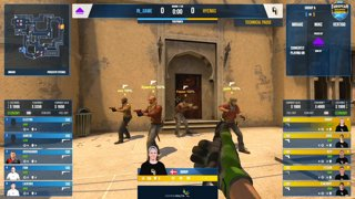 1 HYENAS vs IN.GAME | BO3 | EDC S4 | by MintGod & Gromjkeee