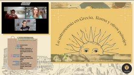 ¡Astronomía, ciencia y mitología en Grecia y Roma!