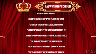 Kingsman Invitational Tournament IV PAL World Cup Round of 16