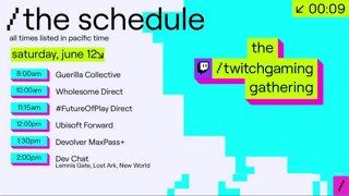 #FutureOfPlay | the /twitchgaming gathering