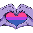 BisexualPride emoticon large resolution download link