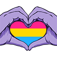 PansexualPride emoticon large resolution download link