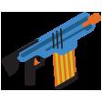 NerfBlueBlaster emote download link