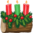 HolidayLog emoticon large resolution download link