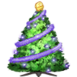 HolidayTree emoticon large resolution download link
