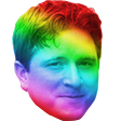 KappaPride emoticon large resolution download link