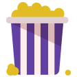 PopCorn emoticon large resolution download link