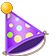 PartyHat emoticon medium resolution download link