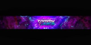 Profile banner for tommy_juice