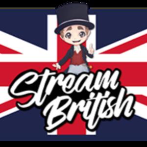 StreamBritish Logo